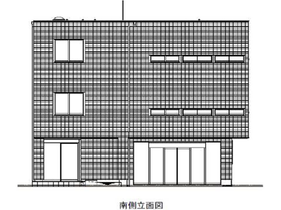 王子神谷駅近 東十条銀座商店街に面した医療計画物件(3階建)