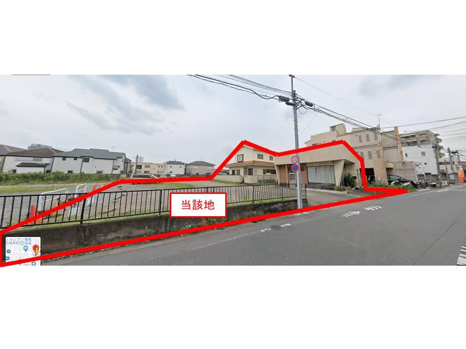 石神井4丁目PJ・大泉駅前通りに面した医療計画物件 (3階建)